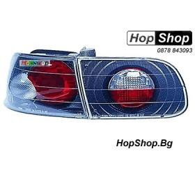 Стопове за Honda Civic 3D (92-95) - карбон от HopShop.Bg.