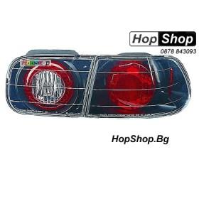 Стопове за Honda Civic 4D (92-95) - черни от HopShop.Bg.