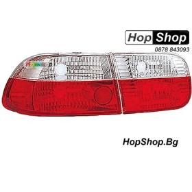 Стопове за Honda Civic 4D (92-95) - кристални от HopShop.Bg.