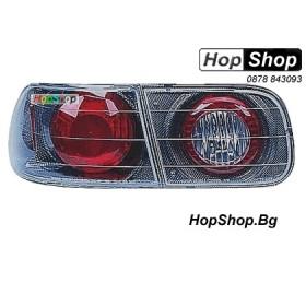 Стопове за Honda Civic 4D (92-95) - карбон от HopShop.Bg.