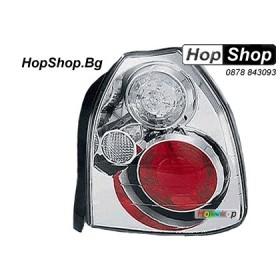 Стопове за Honda Civic 3D (96-98) - бели от HopShop.Bg.