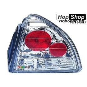 Стопове за Honda Prelude (92-96) - бели от HopShop.Bg.
