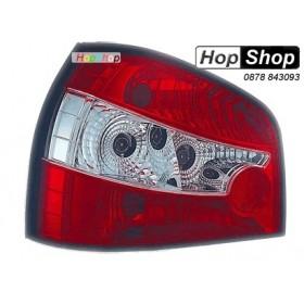 Стопове за Audi A3 (96-00) - кристал - (4) от HopShop.Bg.