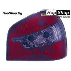 Стопове за Audi A3 (96-00) - кристал смок - (5) от HopShop.Bg.