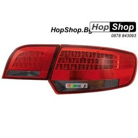 Стопове Audi A3 (03-08) Sportback диод-кристал смок от HopShop.Bg.