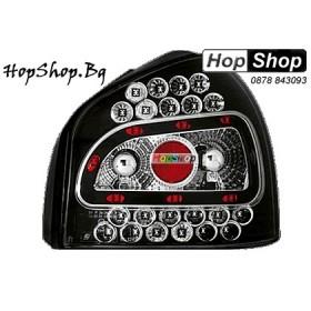 Стопове за Audi A3 (96-00) диодни - черни от HopShop.Bg.
