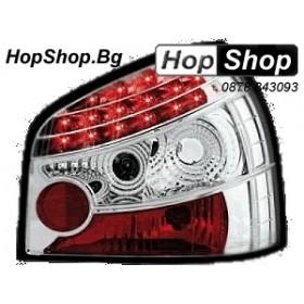 Диодни стопове AUDI A3 (96-03) -хром от HopShop.Bg.