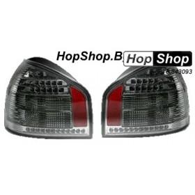Диодни стопове AUDI A3 (96-03) - опушен хром от HopShop.Bg.