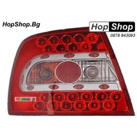 Стопове за Audi A4 (95-00) - червен диод - (18) от HopShop.Bg.