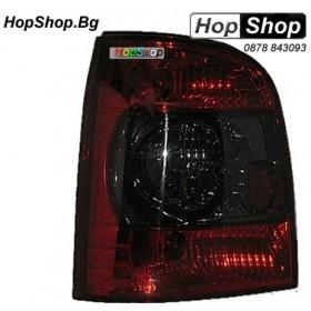 Стопове за Audi A4 (1995) комби - кристал смок-(22) от HopShop.Bg.