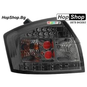 Стопове за Audi A4 (02-04) - диод черен - (24) от HopShop.Bg.