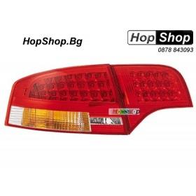 Стопове Audi A4 (04-07) Sedan диод-кристал от HopShop.Bg.