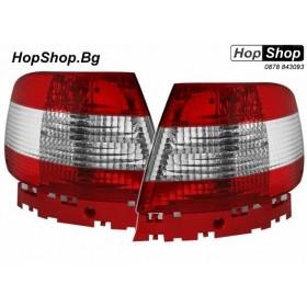 Стопове за AUDI A4 седан (1995-2001) - червени от HopShop.Bg.