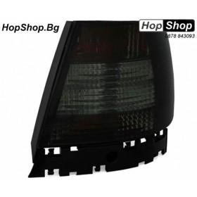 Стопове за AUDI A4 седан (95-01) - черен хром от HopShop.Bg.
