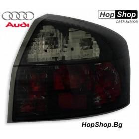 Кристални стопове AUDI A4 седан (2001-2004) - черни от HopShop.Bg.