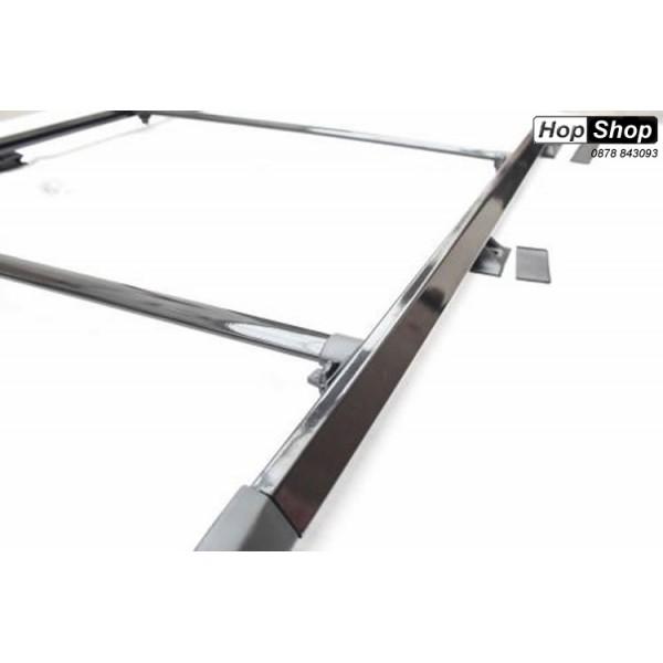 Багажник за кола ( таван ) универсален с размери 158 см х 96 см от категория БАГАЖНИЦИ УНИВЕРСАЛ