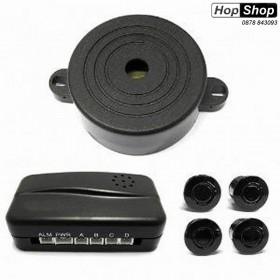 Парктроник със звук - с черни датчици от HopShop.Bg.