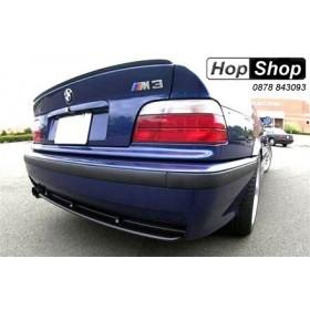 Лип спойлер за багажник за  БМВ Е36 (91-99) - 4 врати от HopShop.Bg.