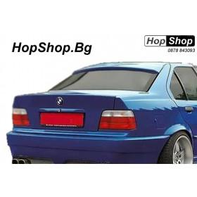Спойлер за задно стъкло BMW E36 седан от HopShop.Bg.