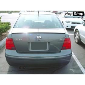 Лип спойлер  багажник Пасат / Бора / VW PASSAT B5 (97-00) / BORA от HopShop.Bg.