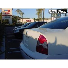 Лип спойлер за багажник Пасат / VW PASSAT B5.5 (2001-2005) от HopShop.Bg.