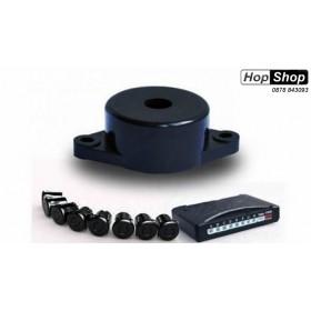 Парктроник със звук - с 8 датчика ( черни ) от HopShop.Bg.