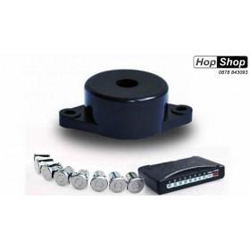 Парктроник със звук - с 8 датчика ( сиви ) от HopShop.Bg.