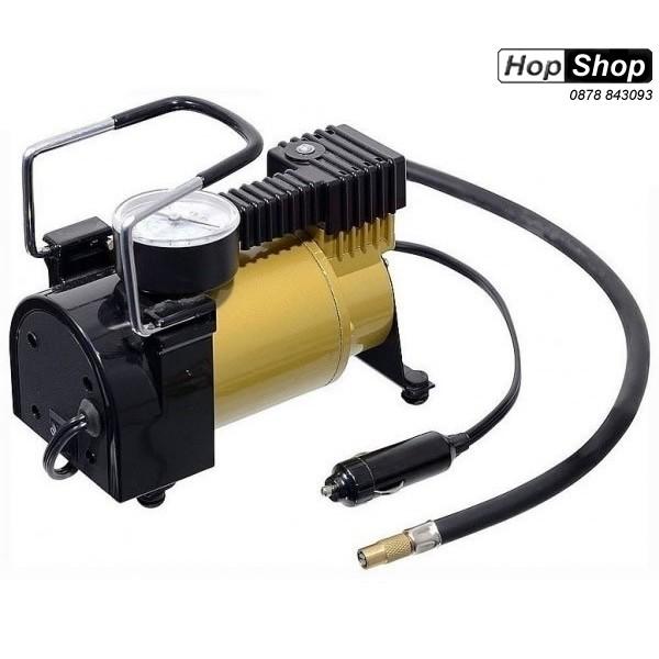 Компресор за гуми 12V - Power Pro от категория КОМПРЕСОРИ,ПОМПИ