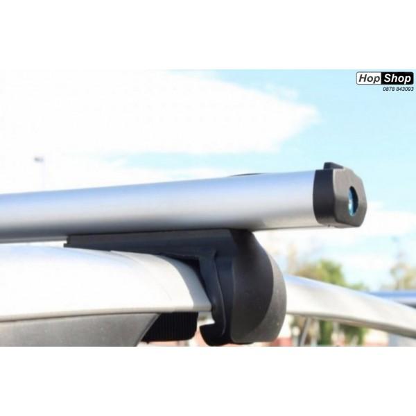 Багажник за комби с 2 ключa - алуминиев от категория БАГАЖНИЦИ