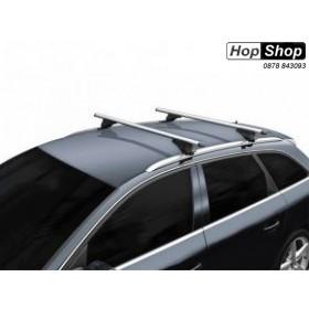Багажник за Audi A6 C7 Avant 12-18 с вградени надлъжни релси - AL 1.2 от HopShop.Bg.
