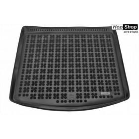 Стелка за багажник за Seat Leon ST (2014+) bottom floor - Rezaw Plast - гумена от HopShop.Bg.