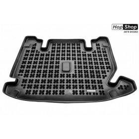 Стелка за багажник за  Dacia Lodgy (2012+) 7 seats - Rezaw Plast - гумена от HopShop.Bg.