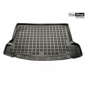 Стелка за багажник за Nissan X-Trail III (2013+) 7 seats - Rezaw Plast - гумена от HopShop.Bg.