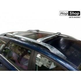 Багажник за Mitsubishi с надлъжни релси - Със заключваща система от HopShop.Bg.