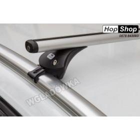 Багажник алуминиев за Subaru Forester Kombi 97-02г с интегрирани греди - Boss Aero от HopShop.Bg.