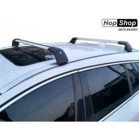 Багажник напречни греди за Honda с вградени надлъжни релси - Със система за заключване от HopShop.Bg.