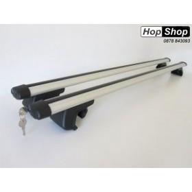 Багажник алуминиев за Suzuki Ignis с рейлинги от 16г - Care от HopShop.Bg.