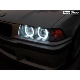 Ангелски Очи CCFL за БМВ Е36 / E38 / E39 - Бял цвят от HopShop.Bg.