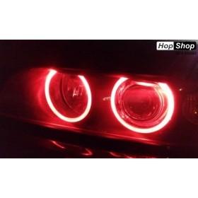 Ангелски Очи CCFL за БМВ Е36 / E38 / E39 - Червен цвят от HopShop.Bg.