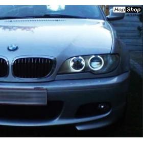 Ангелски Очи CCFL за БМВ E46 купе (2003+) - Бял цвят от HopShop.Bg.