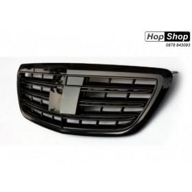 Решетка за Мерцедес W222 S-Class (2013+) - АМГ Дизайн черна от HopShop.Bg.