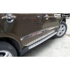 Степенки за Hyundai Tucson (2004-2012) - BMW Дизайн от HopShop.Bg.