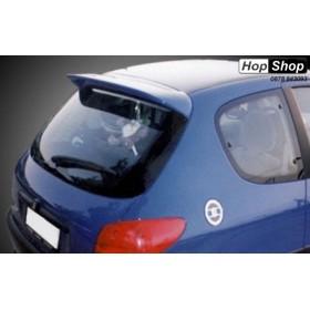 Спойлер Антикрило за Peugeot 206 от HopShop.Bg.