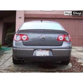 Лип спойлер багажник за Пасат / VW PASSAT B6 (2005+) от HopShop.Bg.