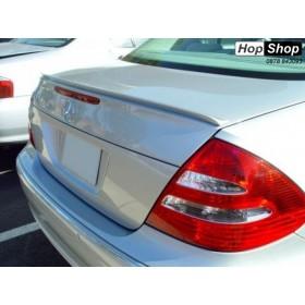 Лип спойлер багажник за Мерцедес W211 от HopShop.Bg.