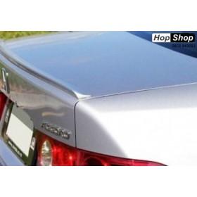 Лип спойлер багажник за Хонда Акорд (2008-2012) - седан от HopShop.Bg.