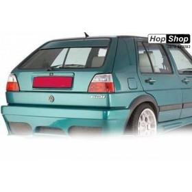Спойлер задно стъкло VW GOLF 2 от HopShop.Bg.