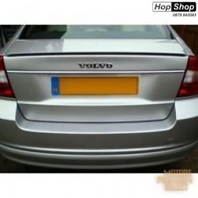 Лип спойлер багажник за Волво Volvo S40 (2008+) от HopShop.Bg.