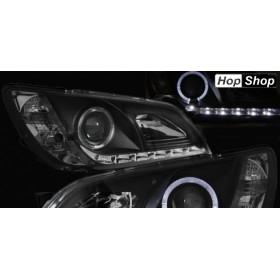 Кристални фарове LEXUS IS (1998-2005) - черни от HopShop.Bg.