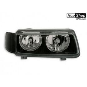 Кристални фарове  Angel Eyes VW PASSAT  B4 (1993-1996)  - черни от HopShop.Bg.